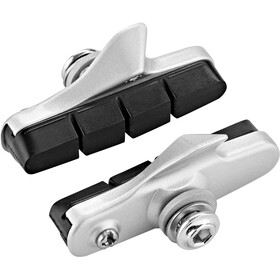 Shimano R55C3 Cartridge Brake Shoes for BR-R561 silver